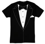 Tuxedo Costume Tee (slim fit) Vêtements