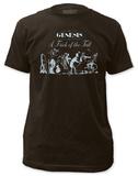 Genesis - Tricks of the Tail (slim fit) Bluser