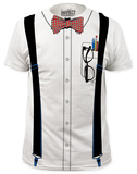 Nerd Costume Tee (slim fit) T-paita