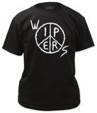 Wipers - Logo Magliette