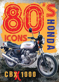 80's Icons - Honda Peltikyltti