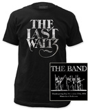 The Band - The Last Waltz (slim fit) Maglietta