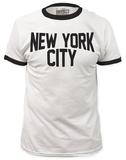New York City (slim fit) T-skjorter