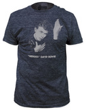 David Bowie - Heroes (slim fit) Tシャツ