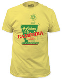 Dead Kennedys - Holiday in Cambodia (slim fit) T-skjorter