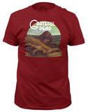 Grateful Dead - Wake of the Flood (slim fit) T-shirts