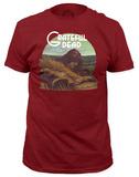 Grateful Dead - Wake of the Flood (slim fit) Shirt