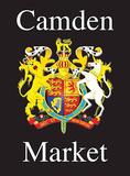 Camden Market Blechschild