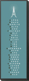 Phonetic Alphabet II Framed Print Mount by  The Vintage Collection