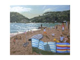 Cricket, Teignmouth Giclee Print by Andrew Macara