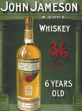 John Jameson 6 Years Old Peltikyltti