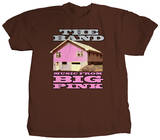 The Band - Big Pink T-paidat