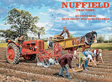 Nuffield Tin Sign by Trevor Mitchell