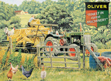 Oliver - Finest in farm Tin Sign by Trevor Mitchell