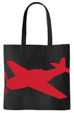 Talking Heads - Big Plane Tote Bag Draagtas