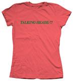 Women's: Talking Heads - 77 T-Shirts