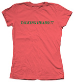Women's: Talking Heads - 77 T-Shirts