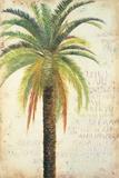 Palms &Scrolls II Posters por Patricia Pinto
