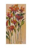Wild Flowers I Premium Giclee Print by Jane Slivka