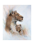 Mother's Pride Arte por Ruane Manning