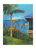 The Lake Poster by Jane Slivka