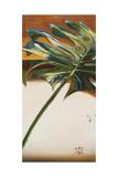 The Green Leaf I Posters av Patricia Quintero-Pinto