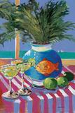 Margarita Dreamin' Kunstdrucke von Jane Slivka