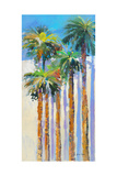 Shadow Palms II Premium Giclee Print by Jane Slivka