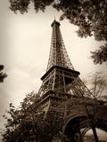 Last Day in Paris I Fotografie-Druck von Emily Navas