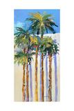Shadow Palms I Premium Giclee Print by Jane Slivka
