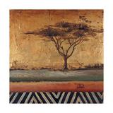African Dream II Premium Giclee-trykk av Patricia Pinto