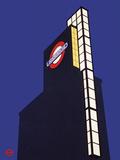 Designed For London Stampe