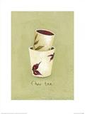 Chai-Tee Poster von Nicola Evans