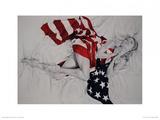 For Liberty No.1 Kunstdrucke von T. Good