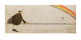 I Would Wait My Whole Life For You Poster von Sam Toft