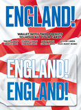 Come On England Card Holder Novelty