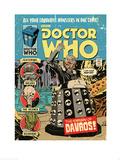 Doctor Who - The Origin of Davros Prints