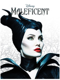Maleficent - Pose Poster Masterprint