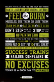 Gym - Motivational Affiches