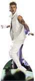 Justin Bieber - Tattoo Arms Lifesize Standup Pappfigurer