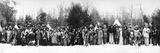 Iroquois Group, C. 1914 Fotoprint van William Alexander Drennan