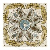 Non-Embellished Batik Square IV Giclee Print by Chariklia Zarris