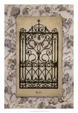 Ivy Gate II Giclee Print by M. Wagner-Heaton