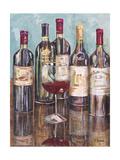 Dégustation de vin I Affiches par Heather A. French-Roussia