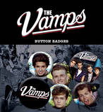 The Vamps Badge Pack Spilla