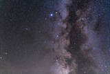 Aquila Constellation and the Serpens-Ophiuchus Double Cluster Fotografisk trykk