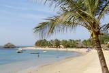 Saly Beach on the Petite Cote (Small Coast), Senegal, West Africa, Africa Fotografisk tryk af Bruno Morandi