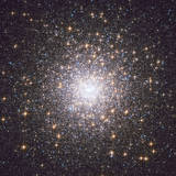 Messier 15, Globular Cluster in the Constellation Pegasus Photographic Print
