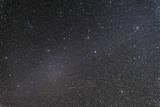 The Gegenschein Glow in Southern Leo with Nearby Deep Sky Objects Fotografisk trykk