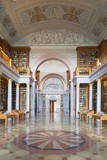 Abbey Library Photographic Print by Ian Trower